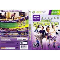 Xbox 360 - Kinect Sports - Mid Fís - Lacrado - Pt Br