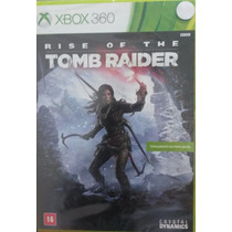 Rise Of The Tomb Raider Xbox 360 Portugues Novo Envio Imedia