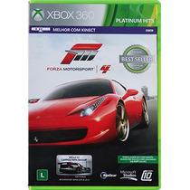 Forza Motorsport 4 (original) - Xbox 360