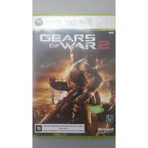 Gears Of War 2 Jogo Xbox 360 Original