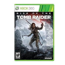 Rise Of The - Tomb Raider - Xbox 360