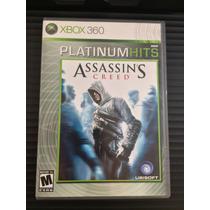 Assassins Creed 1 Xbox 360 Platinum Hits Original Sem Riscos