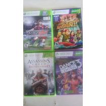 Jogos Xbox 360 R$ 50,00 Cada! Todos Originais, Na Capa, 100%