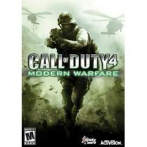 Call Of Duty 4 Modern Warfare Mídia Digital Xbox 360