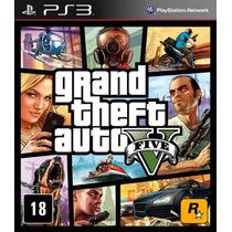 Gta 5 - Grand Theft Auto 5 - Ps3 - Frete Grátis