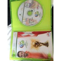 Fifa 2006 Copa Alemanha Xbox 360 Versão Pal M