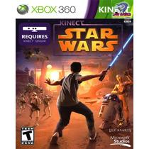 Jogo Xbox 360 - Kinect Star Wars - Novo