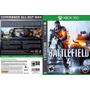 3 Jogos Xbox Originais - Usado - Gta, Cofd, Battlefield