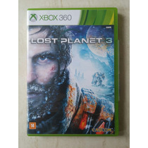 Lost Planet 3 Xbox 360 Original