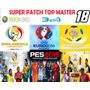 Patch Pes 2016 Xbox Top Master 18 - Melhor Patch Do Brasil !