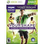 Your Shape Fitness Evolved 2012 Xbox360 Original Ótimo Estad
