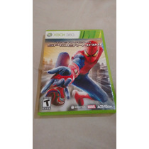 Jogo - The Amazing Spider Man - Xbox 360