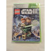 Jogo Xbox 360 Lego Star Wars I I I - The Clone Wars