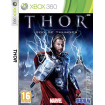 Thor God Of Thunder Xbox 360- Original Midia Fisica