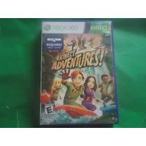 Jogo De Xbox 360 ( Adventures ) Kinect