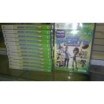 Jogo P/ Kinect Sports Season 02 Xbox360 Original Lacrado !!