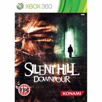 Jogo Xbox 360 Silent Hill Downpour
