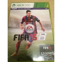 Fifa 15, Fifa 14 E Fifa 13 Xbox 360 Original