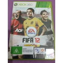 Fifa 12 Xbox 360 Original Pal