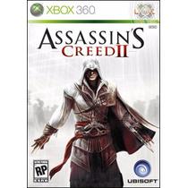 Assassins Creed 2 Original Xbox 360