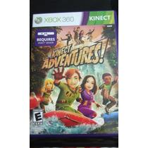 Jogo Kinect Adventures Xbox 360