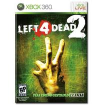 Left 4 Dead 2 ! Jogos Xbox 360
