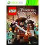 Lego Pirates Of Carribean - X360
