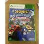 Sonic Sega All-stars Racing Com Banjo-kazzoie Xbox 360