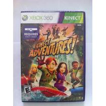 Jogo Kinect Adventures! Para Xbox360 - Lacrado (novo)