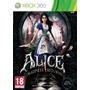 Jogo Alice Madness Returns Ntsc Original Para Xbox 360