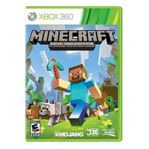 Game Microsoft Xbox - Minecraft