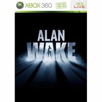Manual De Instruções Do Jogo Alan Wake Xbox 360 Original