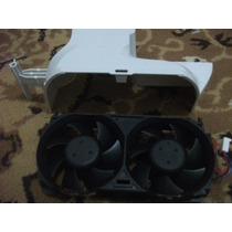 Cooler + Duto Interno Xbox-360 Fat Original 2007