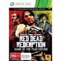 Manual Instruções Red Dead Red Game Of The Year Ed Xbox 360