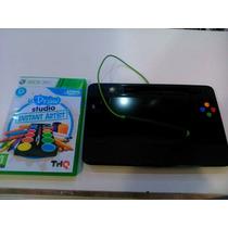 Udrawn Gametablet + 01 Jogo / Xbox 360 Original