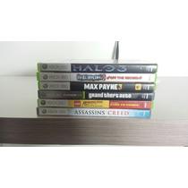 6 Jogos De Xbox: Gta Iv, Assassin