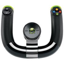 Novo Lacrado Volante Sem Fio Wireless Speed Wheel Xbox 360