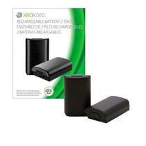 Kit 2 Baterias Recarregaveis Para Xbox 360 Original Lacrado