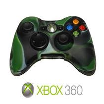 Capa Case Protetora Controle Vídeo Game Xbox 360 Silicone