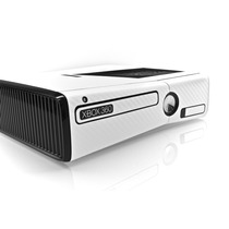 Capa Xbox 360 Slim Vinil Película Skin Adesivo Fibra Carbono