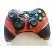 Capa Controle Xbox360 Silicone
