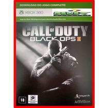 Call Of Duty Black Ops 2 Xbox 360 Mídia Digital 25 Digitos