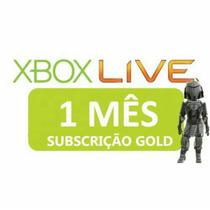 Live Gold 1 Mês - Envio Imediato
