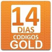 Live Gold 14 Dias - Envio Rápido