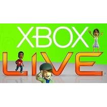 Conta Xbox Live Gold 14 Dias -envio Imediato