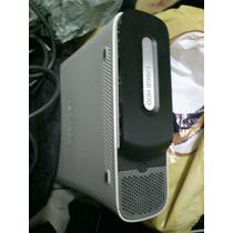 Xbox 360 Branco Com Hd 120 Original Com 1 Controle Branco