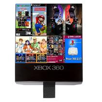 Hd De Xbox 360 C/ + De 1000 Jogosclassicos Com Frete Gratis