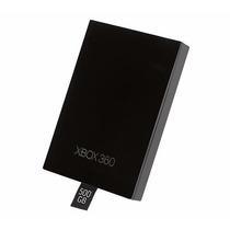 Disco Rigido Hd 500gb P/ Xbox 360 - Frete Grátis
