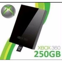 Hd 250gb Xbox 360 Original Microsoft, Hard Drive 250gb