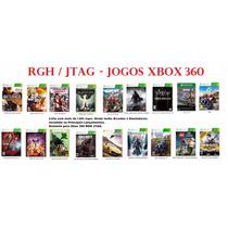 Hd 1tb + 150 Brindes Rgh Jtag - Maior Lista Do Site